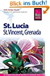 Reise Know-How St. Lucia, St. Vincent...
