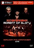 Scorpions - Moment of Glory [DVD + CD] [(collector's edition) (+CD)] [Import anglais]