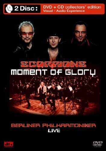 Scorpions - Moment of glory (collector's edition) (+CD)