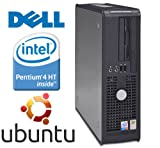 Dell OptiPlex GX520 P4 HT 3.2GHz 1GB 80GB DVD Small Form Factor Desktop PC