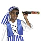 Pirate Telescope For Kids . Costume Fancy Dress Clothing.