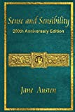 img - for Sense and Sensibility: 200th Anniversary Edition book / textbook / text book