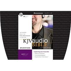 Large Print Reviews - Audio KJV Bibles