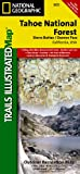 Tahoe-National-Forest---Sierra-Buttes--Donner-Trails-Illustrated-Map--805-National-Geographic-Maps-Trails-Illustrated