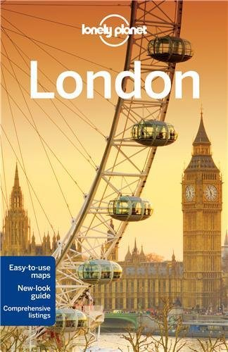 Lonely Planet London (Travel Guide) front-915714