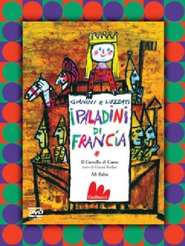 I paladini di Francia DVD Con libro PDF