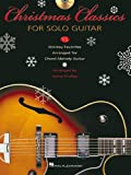 Christmas Classics BK/CD for Solo Guitar (0634034200) by Findlay, Jamie