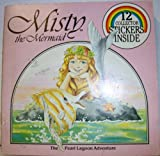 Misty the Mermaid in the Pearl Lagoon Adventure (Collector Books With Stickers) (0899543677) by Brown, Christopher