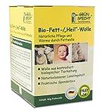 GRNSPECHT-562-00-Bio-Fett-Heil-Wolle-Natur-Pur-50gr