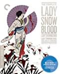 The Complete Lady Snowblood (The Crit...