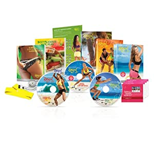 Brazil Butt Lift DVD Workout - Base Kit