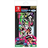 Nintendo Official Switch Console Skin & Screen Protection (Splatoon 2)