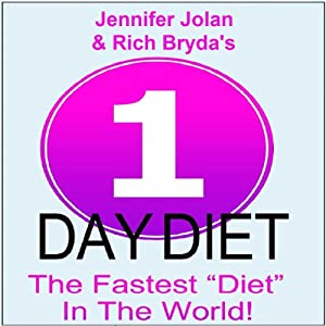 The 1-Day Diet Audiobook