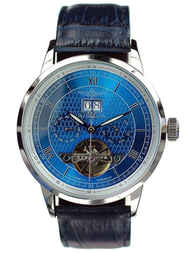 Breytenbach Men's Automatic Big-Date Watch Bb8645Bw
