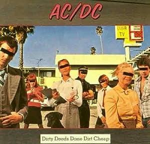 Dirty Deeds Done Dirt Cheap [Vinyl LP]