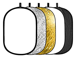 Neewer 5-in-1 Photography Reflector