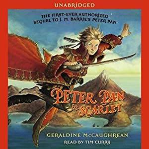 Peter Pan in Scarlet Audiobook