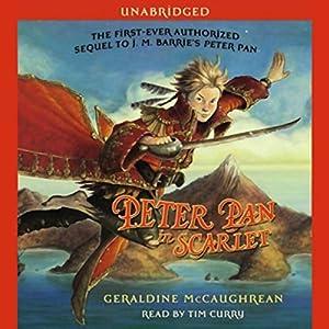 Peter Pan in Scarlet Audiobook