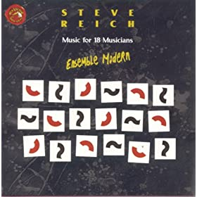 Music For 18 Musicians: Section V