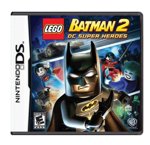LEGO Batman on PS3,Ps2,Xbox360,DS