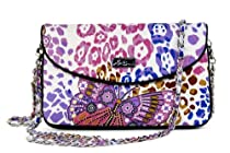 Beach Handbags Isla Vista Beach Clutch (Butterfly Jubilee)
