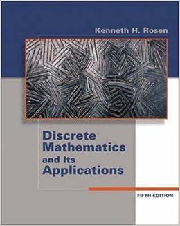 discrete mathematics books
