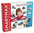 Smartmax - SMX 303 - Jeu de Construction - Smartmax Flower Power - Les Gros V�hicules