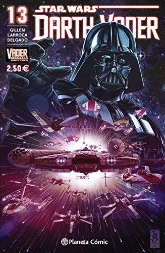 Star Wars Darth Vader 13. Vader Derribado 2 De 6