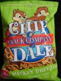 Disney's Chip & Dale Snack Company : Mickey Pretzels - Family Pack