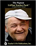 img - for The Pigman LitPlan - A Novel Unit Teacher Guide With Daily Lesson Plans (LitPlans on CD) book / textbook / text book