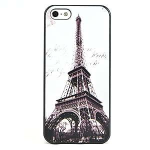 Coque Etui Housse Paris Tour Eiffel Mappe Monde IPhone 5