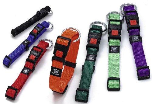 verstellbares Halsband ART SPORTIV PLUS in 9 Farben und 5 Größen (von 20 bis 75cm)