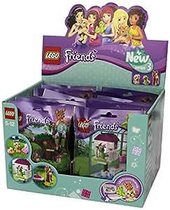 Lego Friends - 6029283 - Jeu de Construction - Boîte de 24 Sachet - Série 3