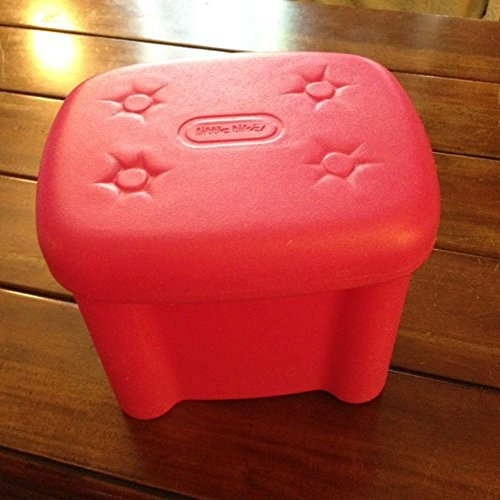 Little Tikes Tender Heart Talking Vanity Salon Dress up Stool Chair Dark Pink