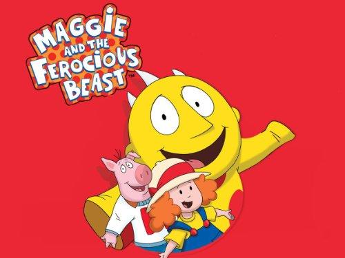 Amazon Com Maggie And The Ferocious Beast Season 1