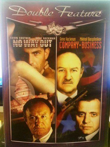 No Way Out/Company Business (Company Business Dvd compare prices)