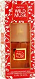 Coty Wild Musk by Coty for Women. Concentrate Cologne Spray 1.5-Ounces