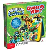 Monopoly Guess Who Skylanders Board Game