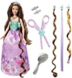 Barbie Cut N Style Princess Teresa Doll