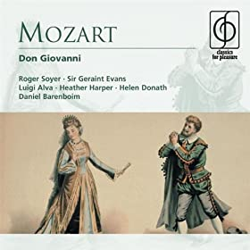 Ah, chi mi dice mai (Donna Elvira/Don Giovanni/Leporello) from Don Giovanni K527 (1991 Digital Remaster)