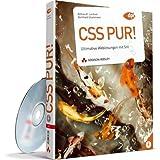 """CSS pur! - inkl. CD und Referenzkarte: Ultimative Webl�sungen mit Stil (DPI Grafik)von """"Bettina K. Lechner"""""""