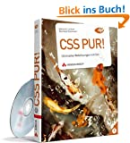 CSS pur! - inkl. CD und Referenzkarte: Ultimative Webl�sungen mit Stil (DPI Grafik)