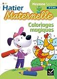 Coloriages magiques Moyenne Section...