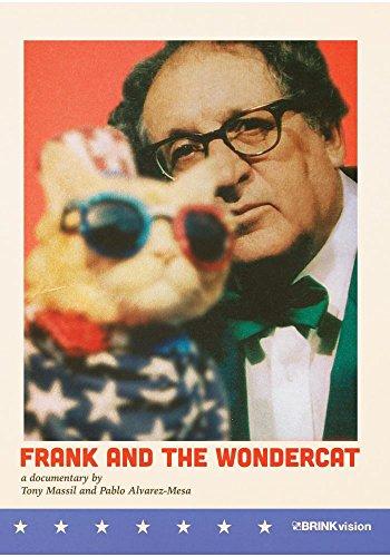 DVD : Frank & The Wondercat