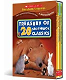 Treasury of 20 Storybook Classics (Scholastic Storybook Treasures)