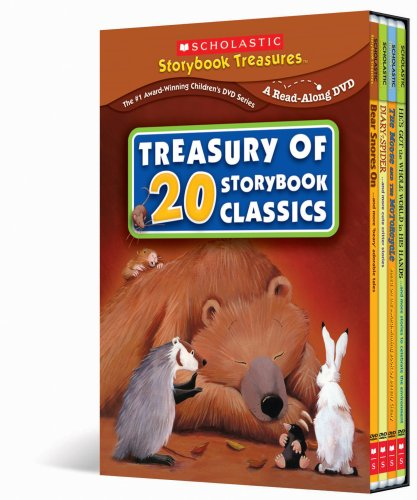Treasury of 20 Storybook Classics (Scholastic Storybook Treasures) (Storybook Classics compare prices)