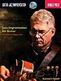 Jazz Improvisation For Guitar - A Harmonic Approach (Berklee Press Book/Cd)