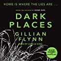 Dark Places (       UNABRIDGED) by Gillian Flynn Narrated by Lorelei King