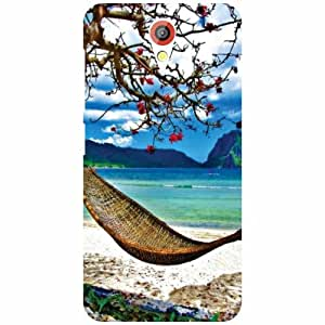 HTC Desire 620 Back Cover - Relaxation Designer Cases