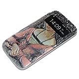 Durer - Woman With Braided Hair, Texture S-View Flip PU Custodia Protectiva in Pelle Case Cover Nero con con Finestra...